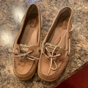 Women's angelfish boat shoe